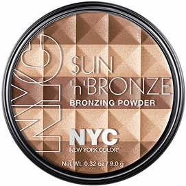 New York Color Sun n' Bronzing Powder