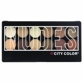 Nudes Shadow Palette