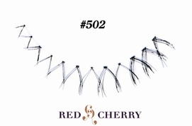 Red Cherry Lashes - 502