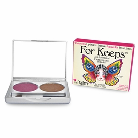 theBalm For Keeps Petunia Pink