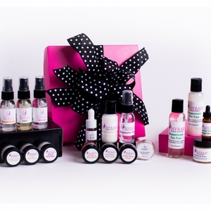 Skin-Hair-Body, All In One Gift Box Sample Kit