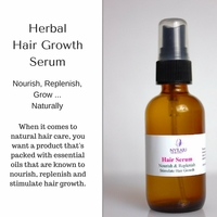 Herbal Hair Growth Serum