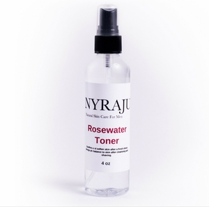Rosewater Toner for African American Men