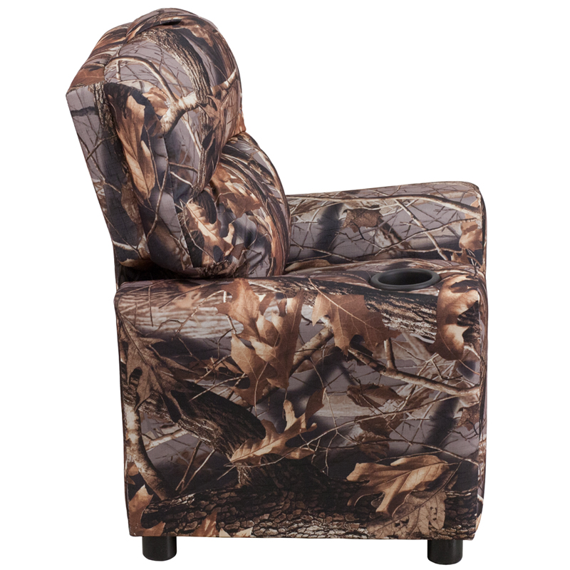 Contemporary Camouflaged Fabric Kids Recliner with Cup Holder [BT-7950-KID -CAMO-GG]  sc 1 st  Recliner City & Contemporary Camouflaged Fabric Kids Recliner with Cup Holder [BT ... islam-shia.org