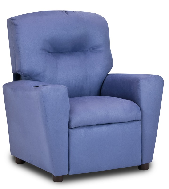 kids grape suede recliner 1300 1 gs fs kw 6jpg ReclinerCitycom USD Ground American Express Discover