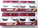 1 Pair of Sassi Eyelashes Remy 100% Human Hair Black