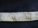 Natural Color Cotton Fringe Gimp Trim Drapery Upholstery 3/4