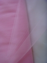 Baby Pink  Swiss lace tulle fabric 54 inch wide
