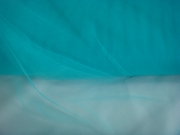 Turquoise Tulle Fabric 54 INCH wide Great for party Decoration