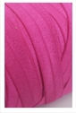 Azalea fold over elastic trim 5/8 inches wide.