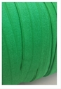 Emerald fold over elastic trim 5/8 inches wide