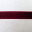 Navy  or Burgundy Velvet Ribbon 5/8  inch Wide