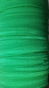 Wholesale Roll 100 Yards Emerald Fold Over Elastic Trim Roll  5/8 W