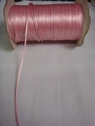 10Y Baby Pink Rattail Cord Trim 4mm