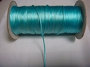 10Y Turquoise Rat Tail Cord Trim 1/8 W