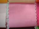 wholesale 120 Yards  Roll of Candy Pink Poly-Cotton fabric