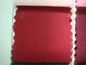 120Y Roll of Cranberry Poly-Cotton