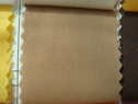 120Y Roll of Khaki Poly-Cotton
