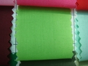 120 Yards  Roll of Lime Poly-Cotton Fabric 58-60 Inch