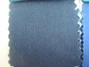 120Y Roll of Navy Poly-Cotton