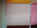 120Y Roll of Pink Poly-Cotton