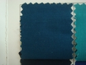 120Y Roll of Teal Poly-Cotton
