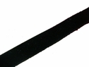 Black Velvet Ribbon Trim 5/8 inch wide