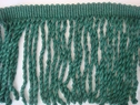 Hunter Green Conso Bullion Fringe Trim 5 W