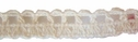 Natural Cotton Looped Gimp Trim 1/2 W