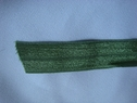 200Y Hippie Green Fold Over Elastic Trim Roll  5/8 W