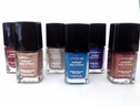 Lot Of 6 Cover girl Outlast Stay Brilliant Nail Gloss SHIP FROM USA 185 225