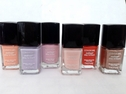 Lot Of 6 Cover girl Outlast Stay Brilliant Nail Gloss SHIP FROM USA 125 225