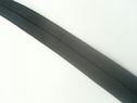 roll 100 yards Black fold over foe elastic 3/4 great for headband