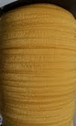 wholesale 100 y golden mustard foe fold over elastic 5/8