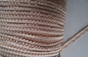 Wholesale 100 yards  beige ivory picot lingerie elastic 1/2 inch