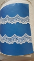 Wholesale Roll 300 Yards White Edge Lace Trim 1 inch