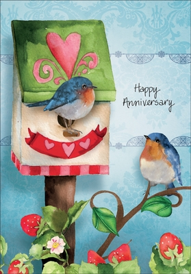 A1404 - Anniversary Cards