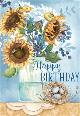 B1119 - Birthday Cards