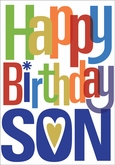 B9192 - Son Birthday