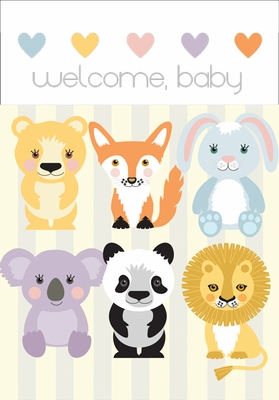BA9603 - Baby Cards