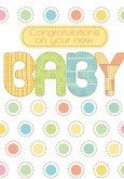 BA9604 - Baby Cards
