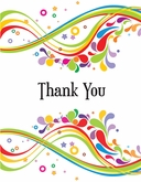 BC10 - Thank You Note Cards
