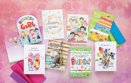 Birthday Cards – How to End a Birthday Card
