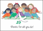 BL152 - Thank You Note Cards