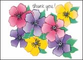 BL168 - Thank You Note Cards