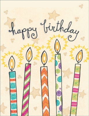 BU04 - Value Birthday Cards