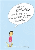 BU111C - Birthday Cards
