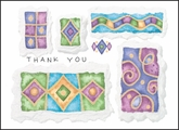 DBL31V - Thank You Note Cards