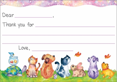 DYCTY22 - Thank You Note Cards