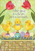 E9702 - Easter Cards